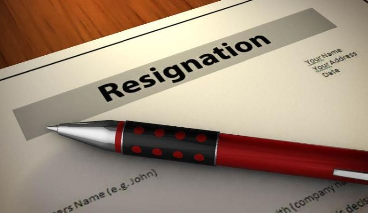 cara membuat surat pengunduran diri