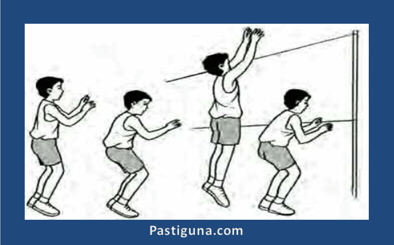 teknik blocking bola voli