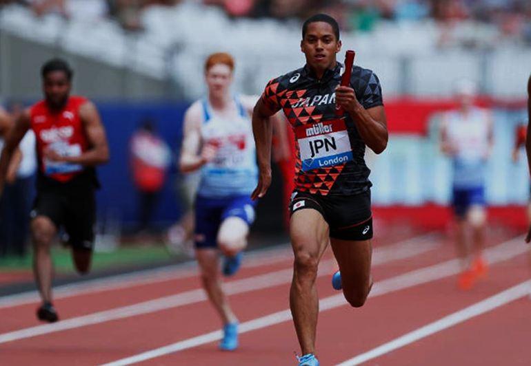 Aturan pada Lomba Lari Estafet 4 x 100 Meter