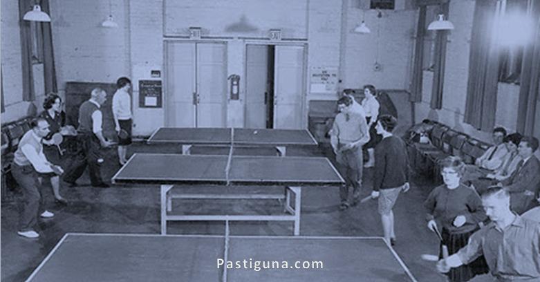 asal mula permainan tenis meja
