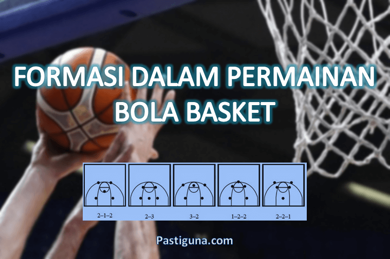 formasi permainan bola basket