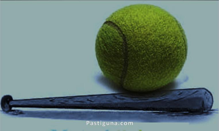 permainan bola kecil bola kasti