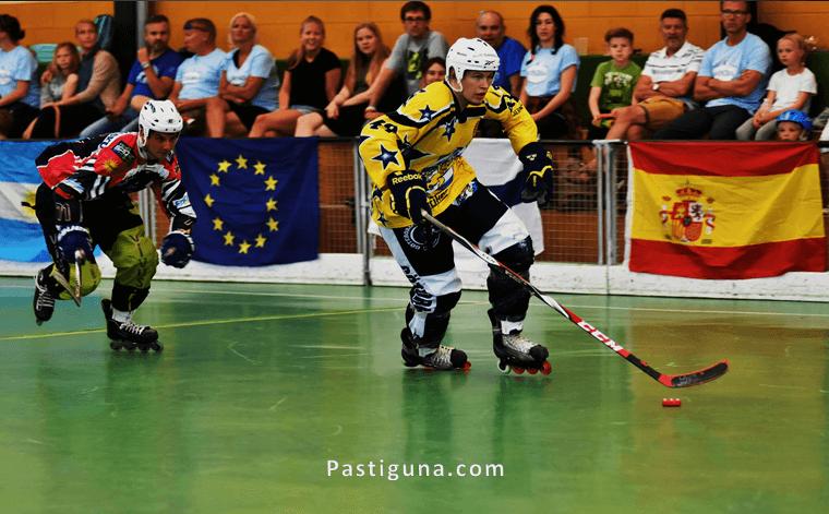 permainan bola kecil hockey