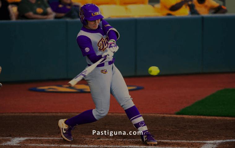permainan bola kecil softball