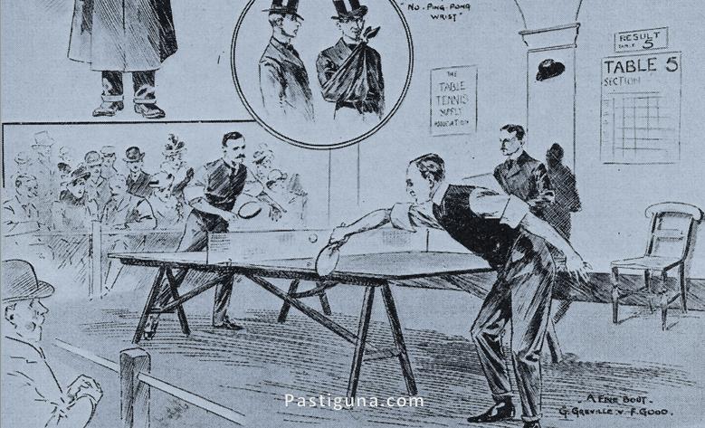 sejarah tenis meja