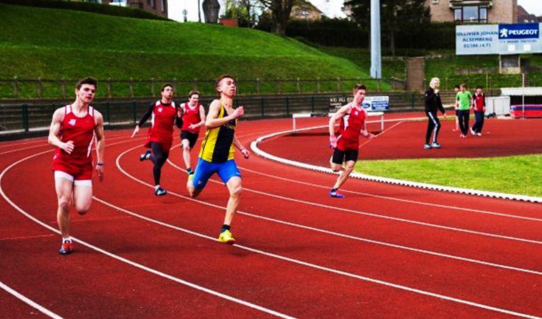 strategi perlombaan lari jarak menengah