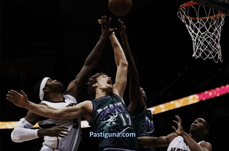 teknik rebound bola basket