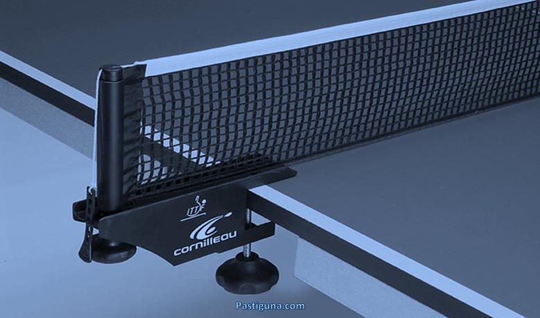 ukuran lapangan tenis meja lengkap