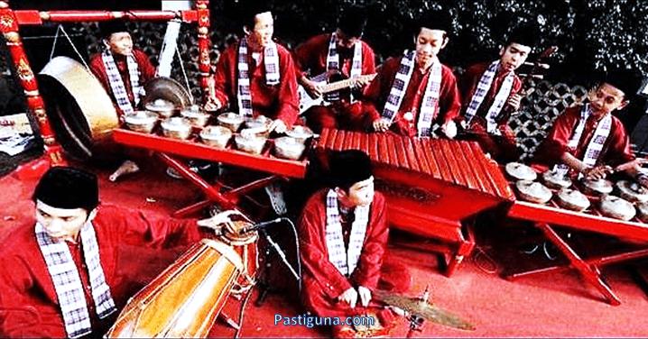 alat musik gambang kromong betawi