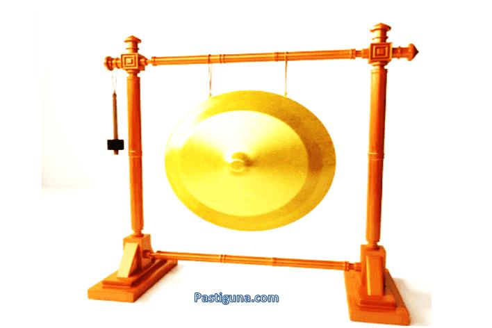 alat musik gong betawi