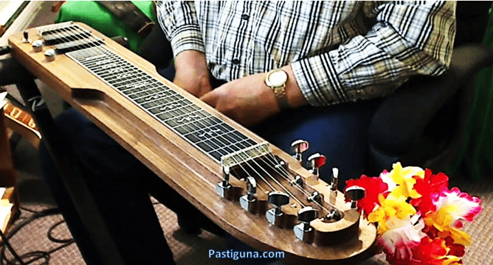 alat musik hawaia