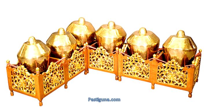 alat musik kemong betawi
