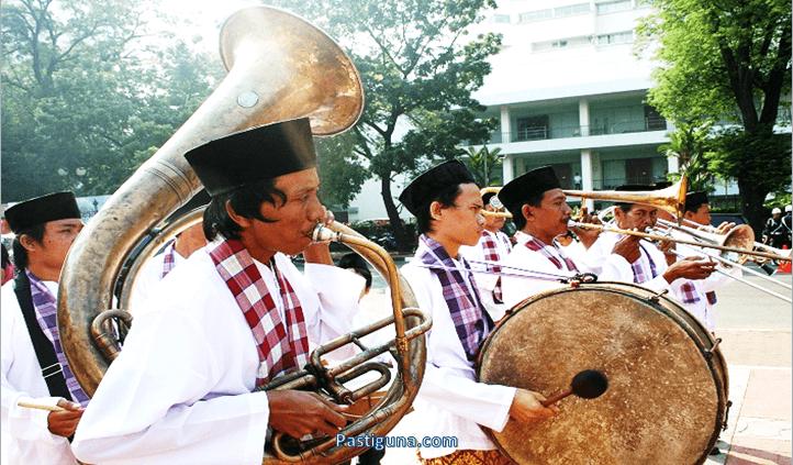 alat musik tanjidor betawi