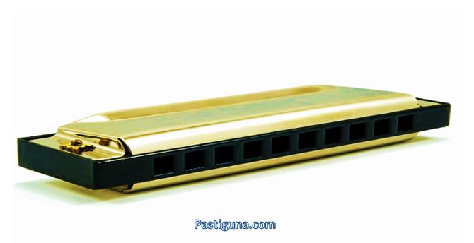 alat musik tiup harmonika