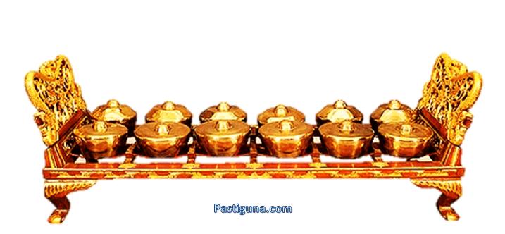 alat musik tradisional bonang jawa timur