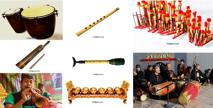 alat musik tradisional jawa timur