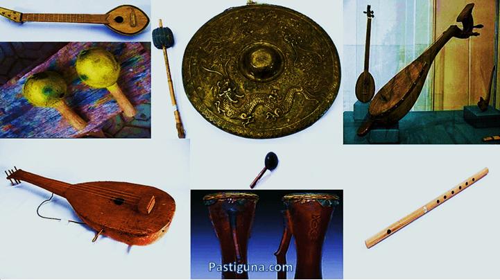 alat musik tradisional maluku