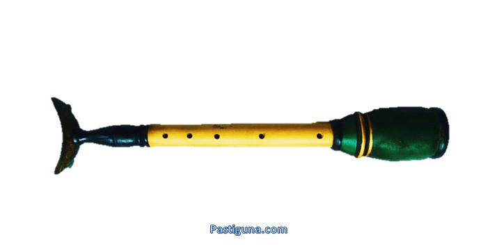 alat musik tradisional terompet reog jawa timur