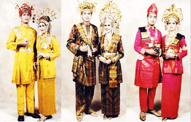Nama-nama Pakaian Adat Riau Beserta gambar & Penjelasan ...