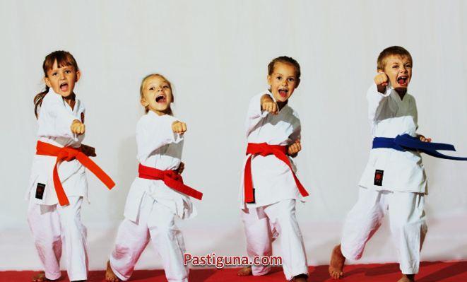 materi dasar taekwondo