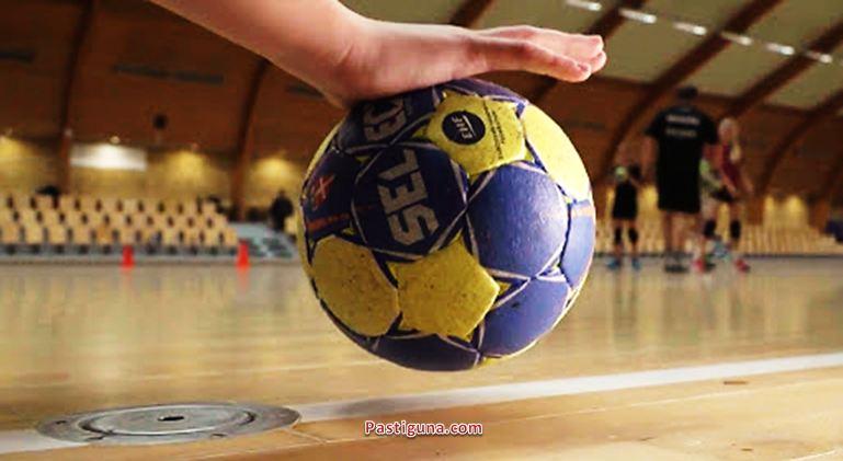 jenis permainan bola tangan