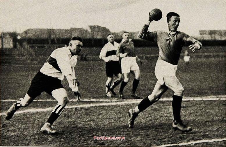sejarah bola tangan
