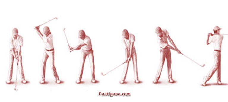 teknik dasar permainan golf