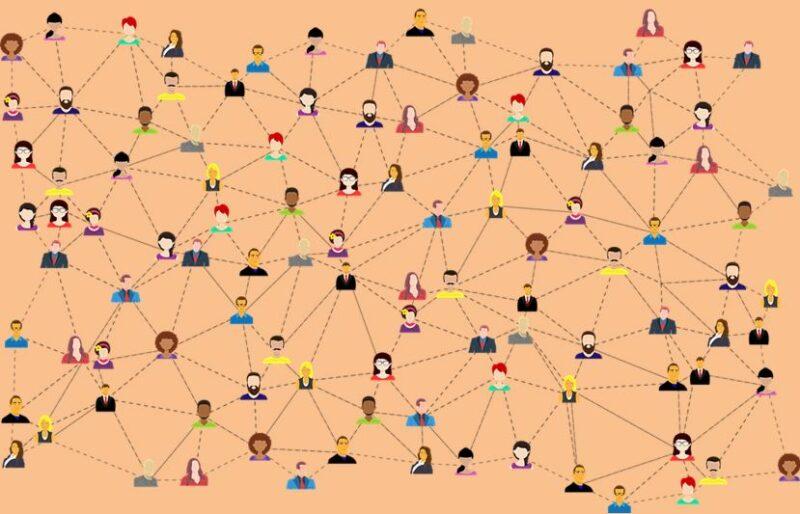 komunikasi daring