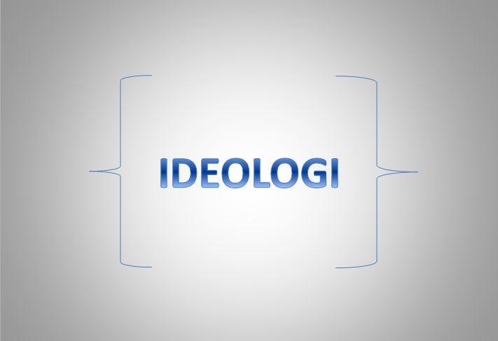 macam-macam ideologi