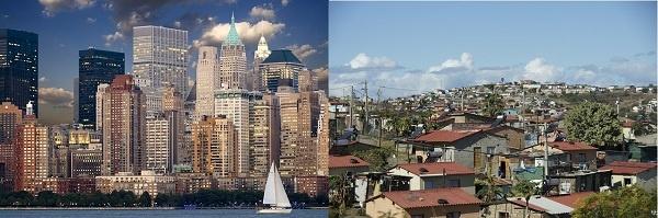 perbedaan negara maju dan berkembang